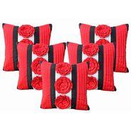 Set of 5 Dekor World Design Cushion Cover-DWCC-12-081