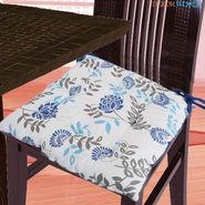 Dekor World Cotton Printed Chair Pad-DWCP-033