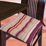 Dekor World Cotton Printed Chair Pad-DWCP-037