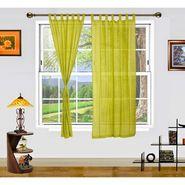 Dekor World Summer Fun Window Curtain- Set of 2 Pcs-DWCT-888-5
