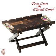 Aapno Rajasthan Stylish & Comfy Table cum Tray