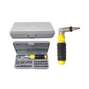 Delhi Haat 41 pcs Magnetic Multipurpose Screw Driver Toolkit