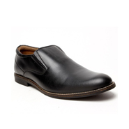 Delize Leather Formal Shoes - Black-2831