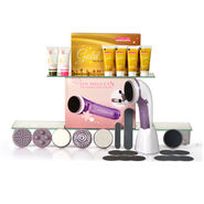Gold Facials with 9 in 1 Facial & Body Cleansing Kit