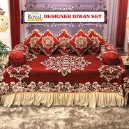 Designer Diwan Set