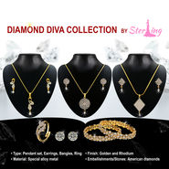 Diamond Diva Collection by Sterling