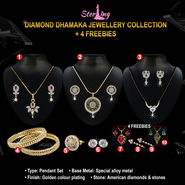 Diamond Dhamaka Jewellery Collection + 4 Freebies