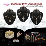 Diamond Diva Collection with 4 Assorted Freebies (HEKR)