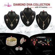 Diamond Diva Collection with 4 Freebies
