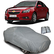 Digitru Car Body Cover for Chevrolet Cruze - Dark Grey