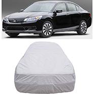 Digitru Car Body Cover for Honda Accord Hybrid - Silver
