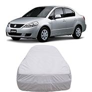 Digitru Car Body Cover for Maruti Suzuki SX4 - Silver