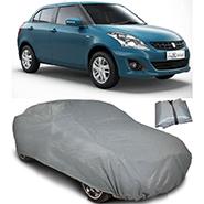 Digitru Car Body Cover for Maruti Suzuki Swift DZire - Dark Grey