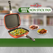 Double Sided Non Stick Pan