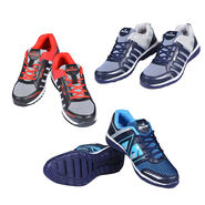Doxter Assorted Pack of 3 Sports Shoes (A3SS1S)