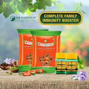 Dr. Vaidya's Complete Family Immunity Booster Chyawanprash Combo