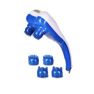 Dual Head Dolphin Massager
