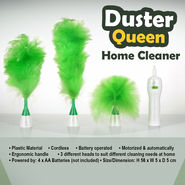 Duster Queen Home Cleaner