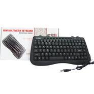 Zebion Ergo Mini USB Keyboard (Black)