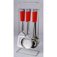 Elegante Kitchen Tool Set Round Rubber Handle EKTSRH001
