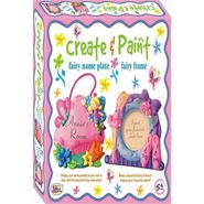 Ekta Create & Paint (Fairy Name Plate + Fairy Frame) Kit