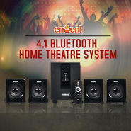 Envent 4.1 Bluetooth Home Theatre System