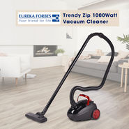 Eureka Forbes Trendy Zip 1000Watt Vacuum Cleaner