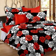 Storyathome Black 1 Double Queen size Dohar/AC Quilt-FB1210