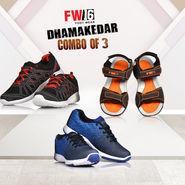 FW16 Dhamakedar Combo of 3