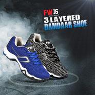 3 Layered Damdaar Shoes