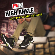 FW16 High Ankle Active Sports Shoes