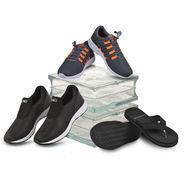 FW16 Sports Shoes + Slipon + Ortho Flip Flop C (2SSFF1A)