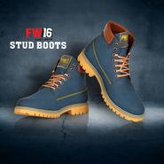 FW16 Stud Boots