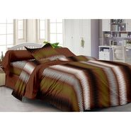 Storyathome 100% Cotton Single Bedsheet with 1 Pillow Cover-FY1205