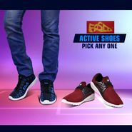 Fasco Active Shoes - Pick Any 1 (CS5)