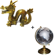 FengShui Combo for Success in Career,Business & Education