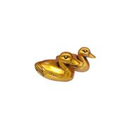 Fengshui Pair Mandarin Ducks - Golden