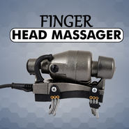 Finger Head Massager