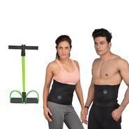 Fitness Belt with Fat Reducer