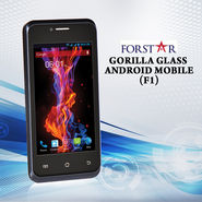 Forstar Gorilla Glass Android Mobile (F1)