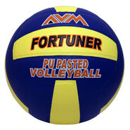 AVM Multicolor Fortuner Volleyball - Size 5,  Dia 20.5 cm