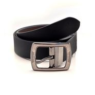 Porcupine Pure Leather Belt - Black_GRJBELT2-9