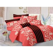 Valtellina 100% Cotton Double Bedsheet with 2 Pillow Cover-GVS-7685-A