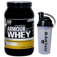 GXN Advance Armour Whey 2 Lb (907grms) Butterscotch Flavor  + Free Protein Shaker
