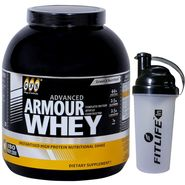 GXN Advance Armour Whey 5 Lb (2.26kgs) Butterscotch Flavor  + Free Protein Shaker