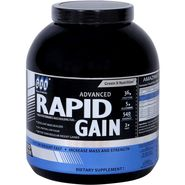 GXN Advance Rapid Gain 4 Lb (1.81kg) Vanilla Flavor