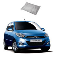 Galaxy Car Body Cover Hyundai New i10 - Silver