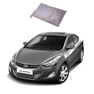 Galaxy Car Body Cover For Hyundai Elantra - Silver