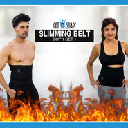Get In Shape Slimming Belt (Buy 1 Get 1)