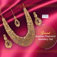 Grand Austrian Diamond Jewellery Set (GAUD1)